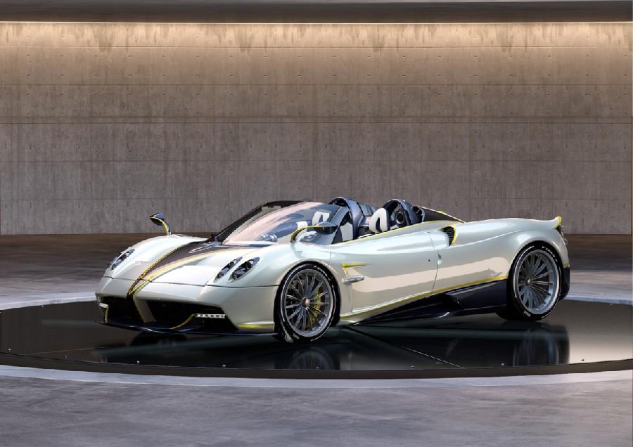 باغاني وايرا (Pagani Huayra)، 1.3 مليون دولار أمريكي