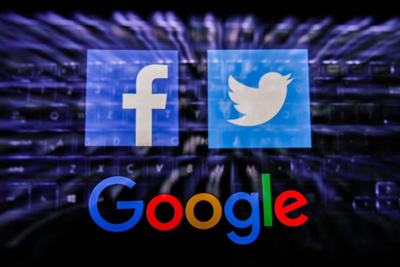 غوغل وفيسبوك يفرضان سيطرتهما على سوق الإعلانات عبر الإنترنت