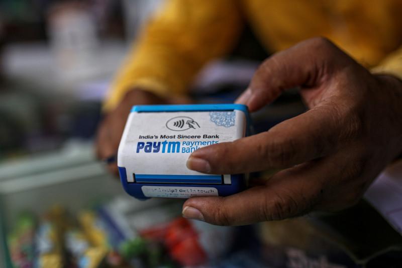 قدمت PayTM مستندات الطرح الأولي بهدف جمع ما يصل إلى 2.2 مليار دولار