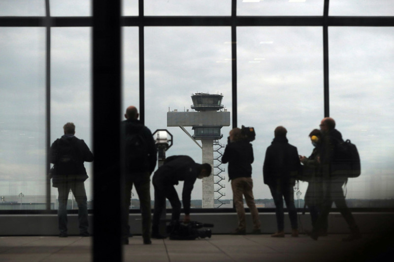 مطار برلين براندنبورغ افتتح أبوابه أخيراً أمام المسافرين في نهاية أكتوبر 2020