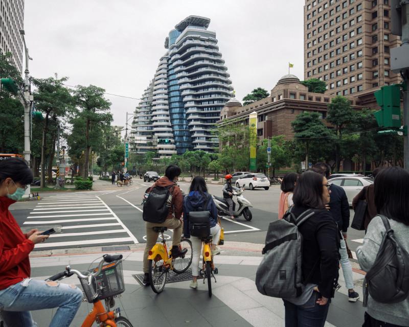"""مبنى """"تاو تشو يين يوان"""" السكني"""