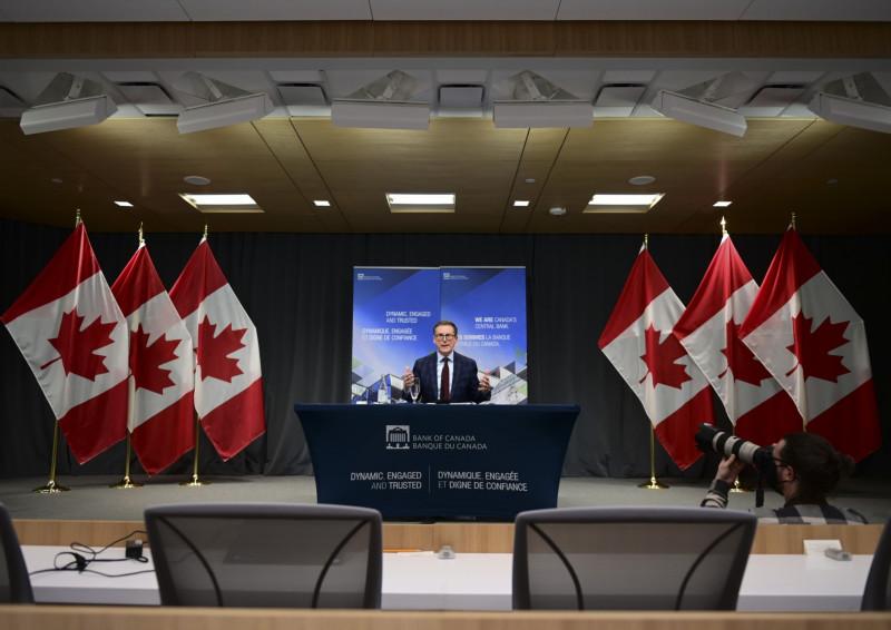 تيف ماكليم، حاكم بنك كندا المركزي
