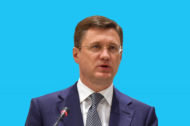 أليكسندر نوفاك نائب رئيس الحكومة الروسي