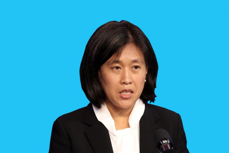 كاثرين تاي المرشحة لمنصب ممثلة التجارة الأميركي