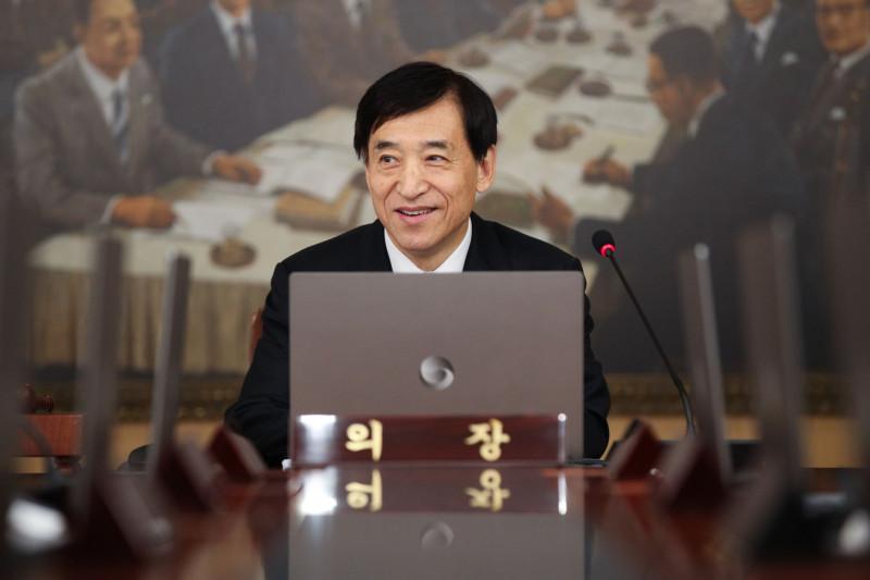 لي جو يول، حاكم بنك كوريا