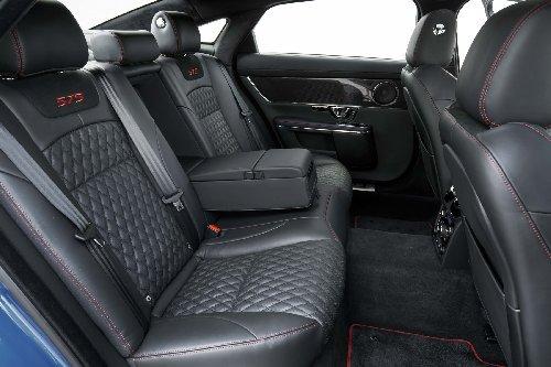"""جاغوار إكس جيه إل سوبر تشارجد"" (Jaguar XJL Supercharged)"