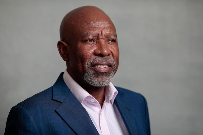 ليسيتيا غانياغو، محافظ بنك الاحتياطي لجنوب إفريقيا