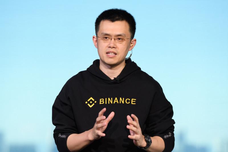 """تشانغ بينغ تشاو، المؤسس والرئيس التنفيذي لـ""""بينانس"""""""