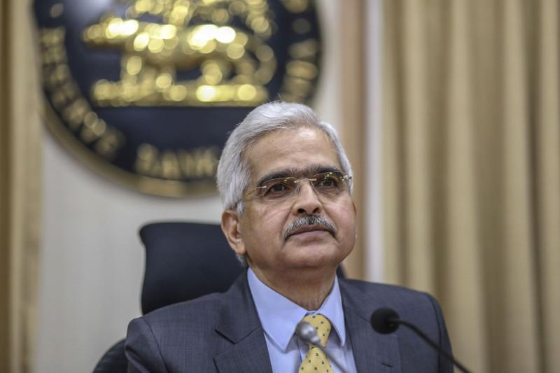 شاكتيكانتا داس، حاكم بنك الاحتياطي الهندي