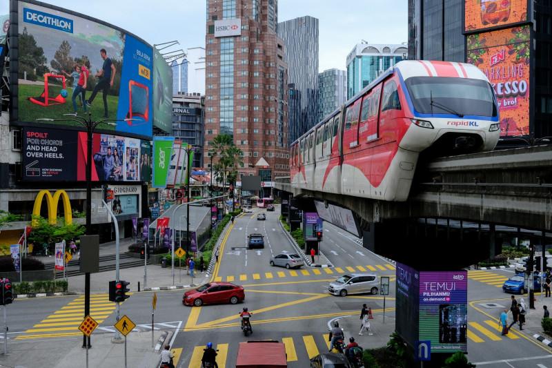 كوالامبور عاصمة ماليزيا، حيث تتطلع البلاد لسداد مديونيات الصندوق السيادي إثر فضيحة فساد