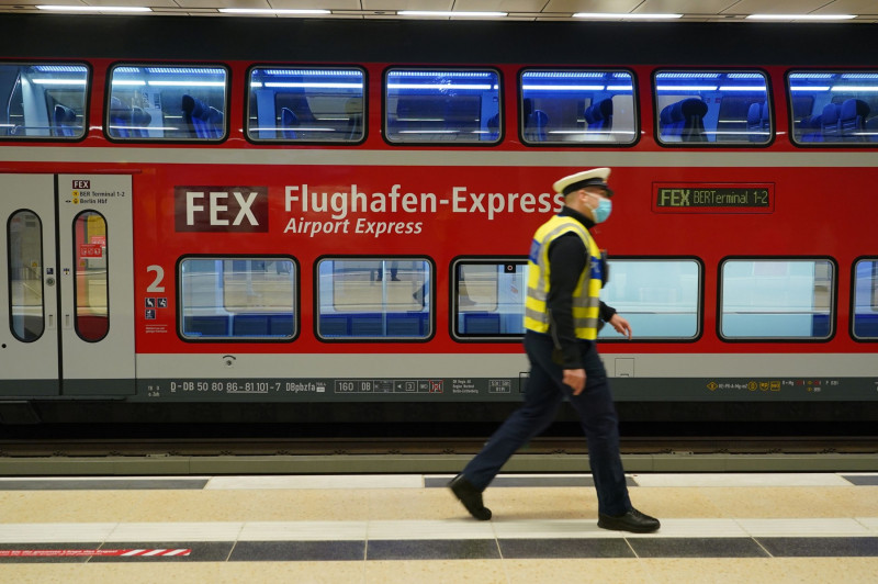 محطة قطار توصل المسافرين إلى وسط المدينة في أقل من 30 دقيقة