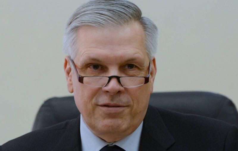 رئيس الهيئة الفيدرالية الروسية للرقابة النباتية والبيطرية سيرجي دانكفيرت