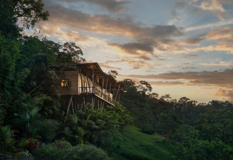 فندق Origins Lodge  في كوستاريكا