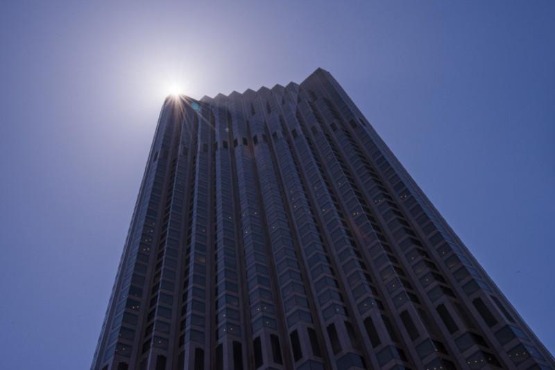 تمتلك مؤسسة ترمب حصة 30% في شارع 555 كاليفورنيا في سان فرانسيسكو
