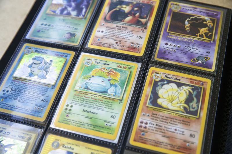 """منصات تداول البطاقات تشهد زيادة في الحركة والاهتمام ببطاقات """"بوكيمون"""""""