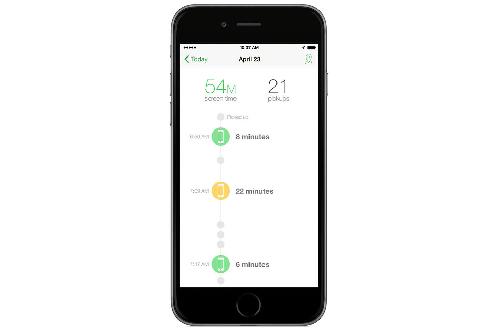 """تطبيق """"مومنت"""" ينشئ خطاً زمنياً سهل القراءة للتطبيقات التي تستخدمها"""