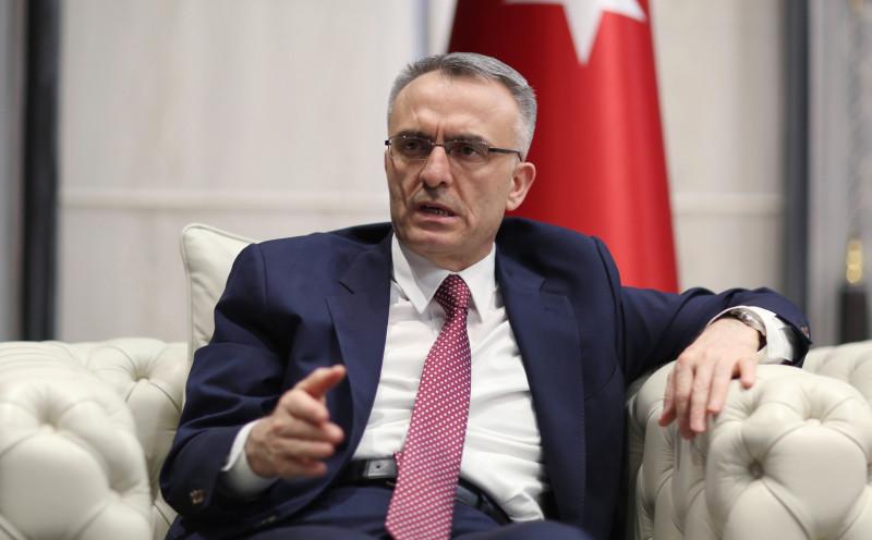 ناجي إقبال، محافظ البنك المركزي التركي