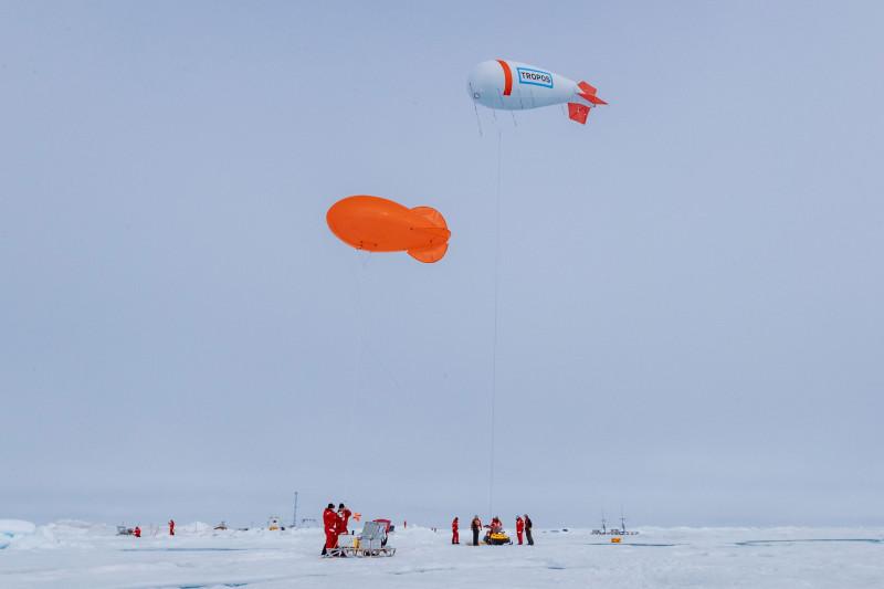 مهمة في القطب الشمالي