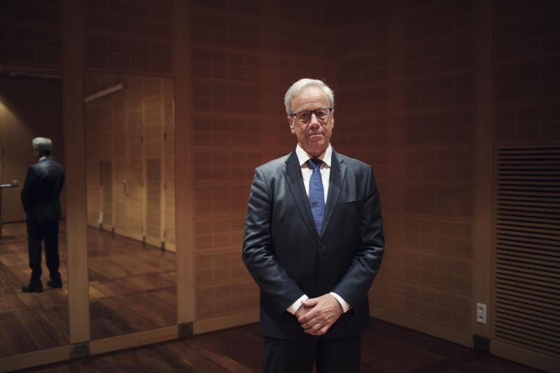 أوستين أولسن، محافظ بنك النرويج