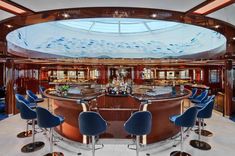 """سفينة """"سيبورن إنكور"""" السياحية الفاخرة"""