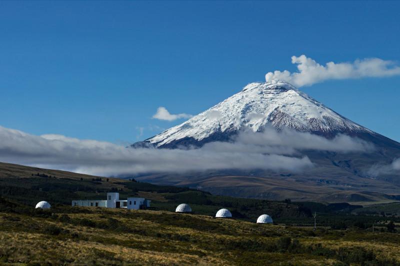 """فندق """"كوتوباكسي سانكشواري"""" (Cotopaxi Sanctuary Lodge) في منطقة البركان بالإكوادور"""