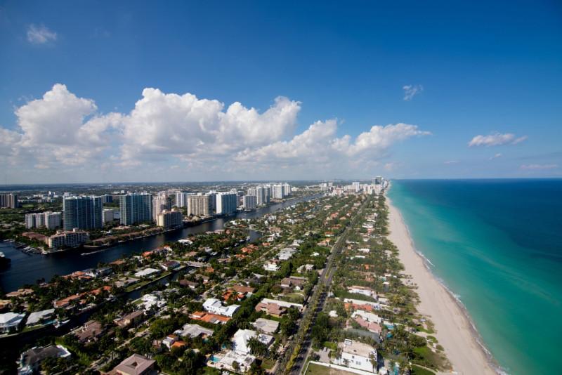 جنوب فلوريدا إحدى الوجهات الجديدة لأغنى الأمريكيين