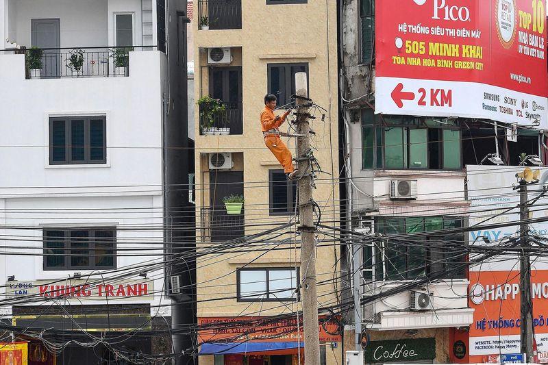 تسعى فيتنام إلى مضاعفة طاقتها الكهربائية بحلول 2030