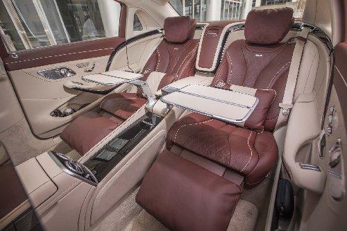 """""""مرسيدس مايباخ إس 650"""" (Mercedes-Maybach S 650)"""