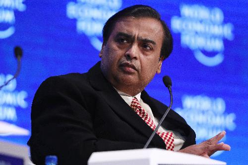 """""""موكيش أمباني"""" (Mukesh Ambani) فقد المركز الأول في قائمة أثرياء آسيا"""