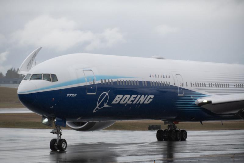 طائرة بوينغ 777X