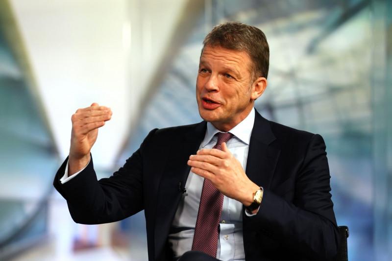 """الرئيس التنفيذي لـ""""دويتشه بنك"""" كريستيان سوينغ"""