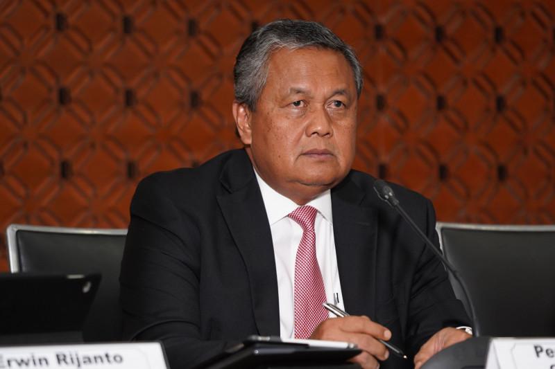بيري وارجيو، محافظ بنك إندونيسيا