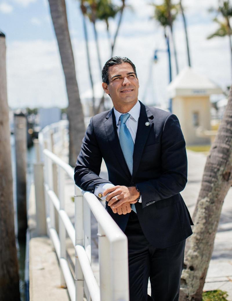 فرانسيس سواريز، رئيس بلدية ميامي