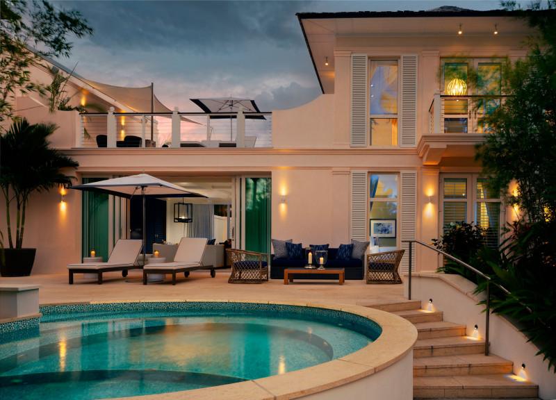 "فندق ""روزوود بهاء مار"" في جزر البهاما"