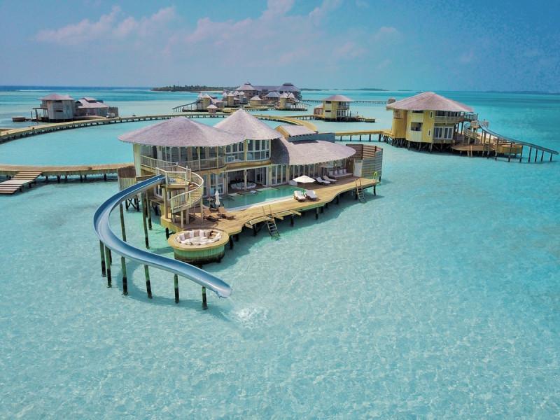 فندق سونيفا جاني في جزر المالديف