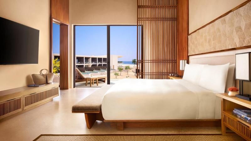 فندق نابو في باجا كاليفورنيا، المكسيك