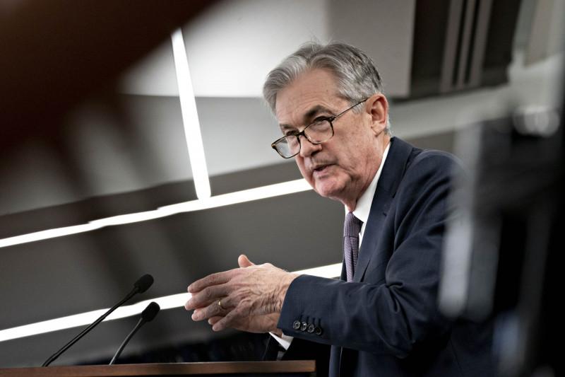 جيروم باول، رئيس البنك الاحتياطي الفيدالي الأمريكي
