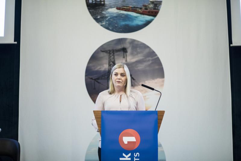تينا برو، وزيرة البترول والطاقة النرويجية