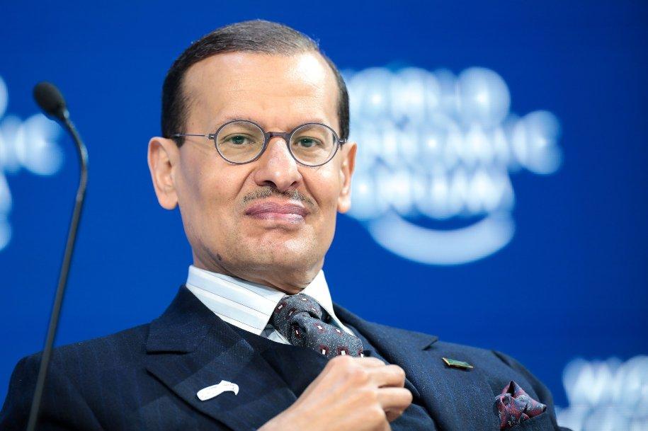 الأمير عبد العزيز بن سلمان بن عبد العزيز وزير الطاقة السعوديَّ