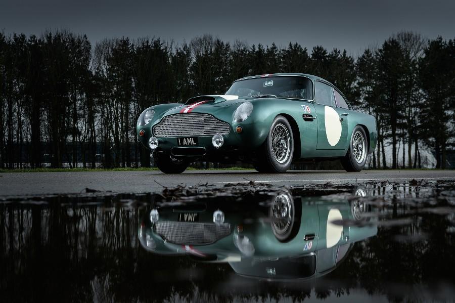 آستون مارتن دي بي فور جي تي كونتينيويشن (Aston Martin DB4 GT Continuation)، 1.9 مليون دولار أمريكي