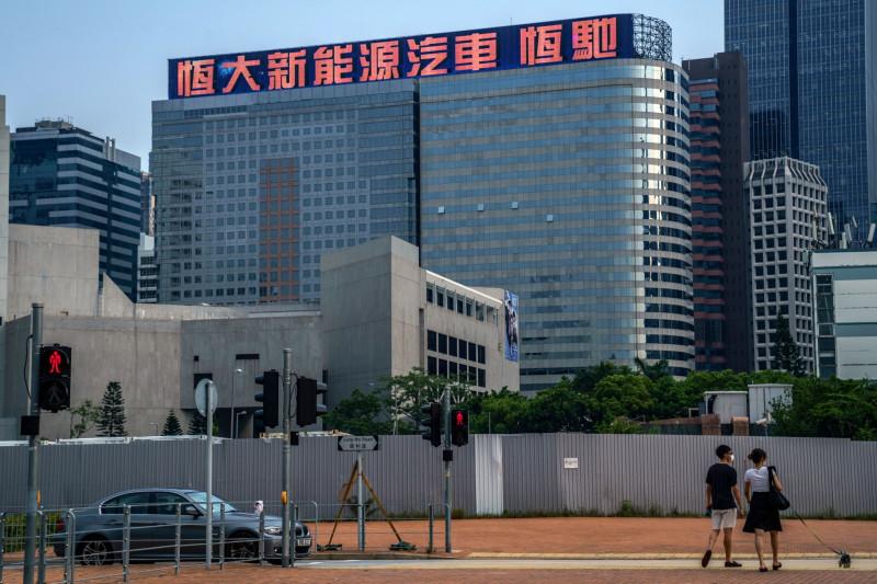 """""""إيفرغراند"""" الصينية تواجه ضغوطاً مالية صعبة مع مديونية متضخمة"""