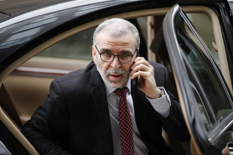 مصطفى صنع الله، رئيس المؤسسة الوطنية للنفط الليبية