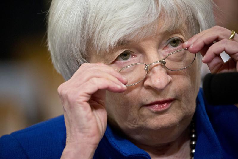 تسببت تحذيرات وزيرة الخزانة الأمريكية جانيت يلين في انخفاض أسعار العملات المشفرة