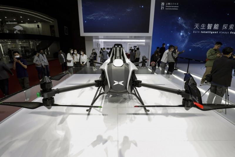 """طائرة """"إكس بنغ"""" ذات التكنولوجيا المتطورة"""