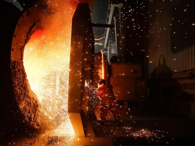 ارتفاعات قوية في أسعار الحديد العالمية