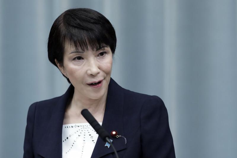 ساناي تاكايشي، وزيرة الداخلية اليابانية السابقة