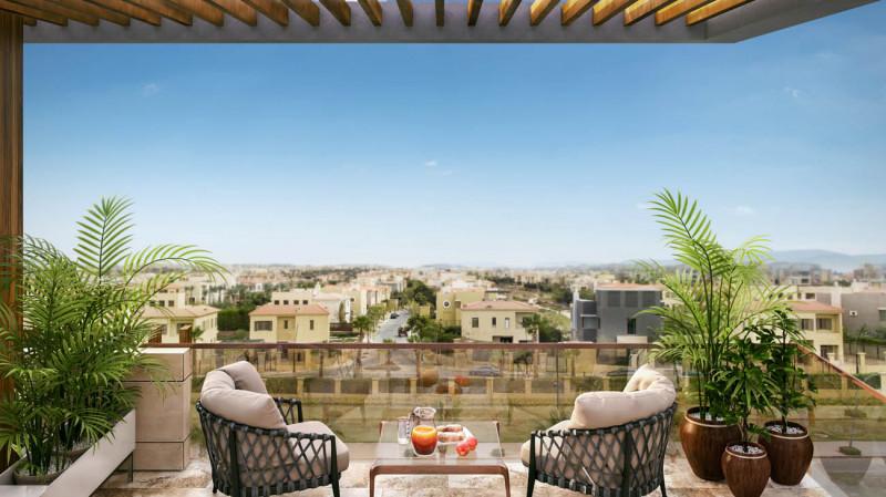 جانب من مشروع ألجريا أحد مشروعات شركة سوديك المصرية التي تسعى الدار العقارية الإماراتية للاستحواذ على حصة الأغلبية فيها