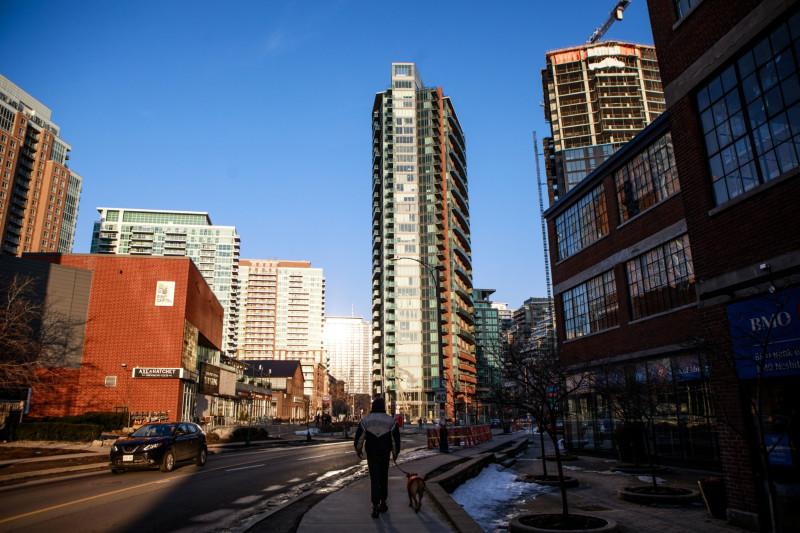 تحذيرات الفقاعة العقارية في كندا لم تؤثر على مسيرة صعود الأسعار
