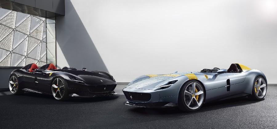 فيراري مونزا إس بي 2 وإس بي 1 (Ferrari Monza SP2 and SP1)، 1.8 مليون دولار أمريكي