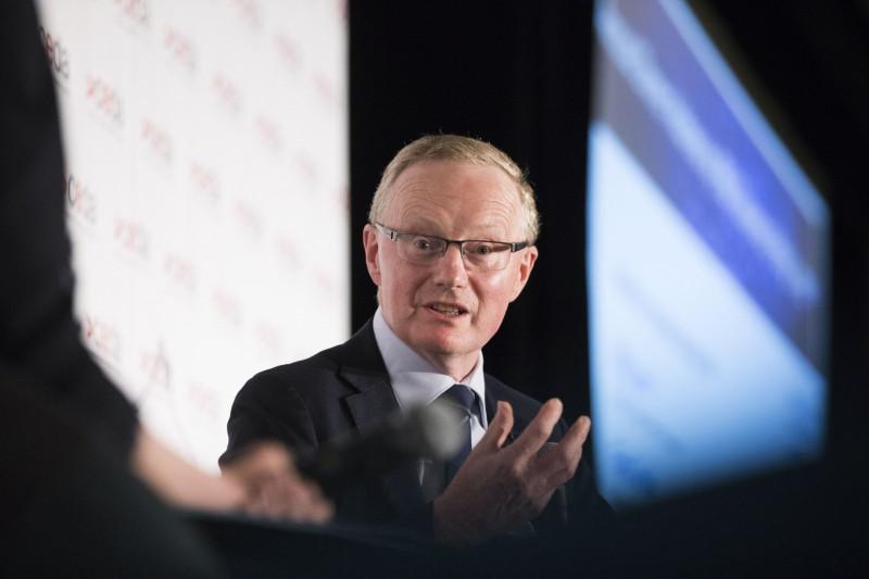 فيليب لوي، محافظ البنك المركزي الأسترالي
